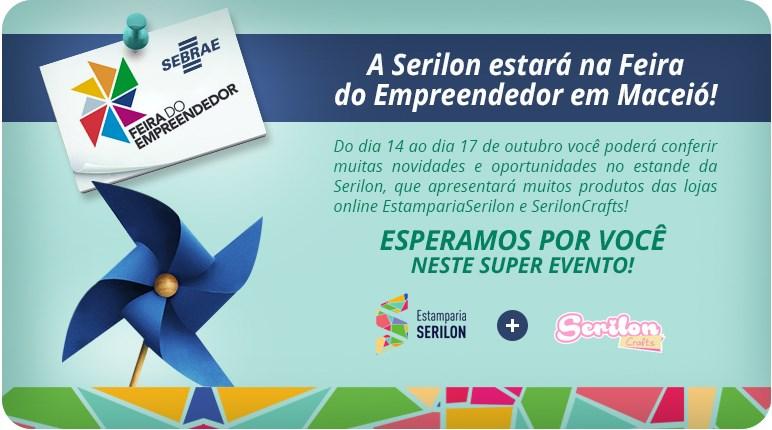 Serilon na Feira do Empreendedor de Maceió