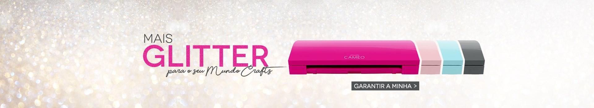 LANÇAMENTO: A Cameo 3 ganhou novas cores, agora com um toque de brilho.