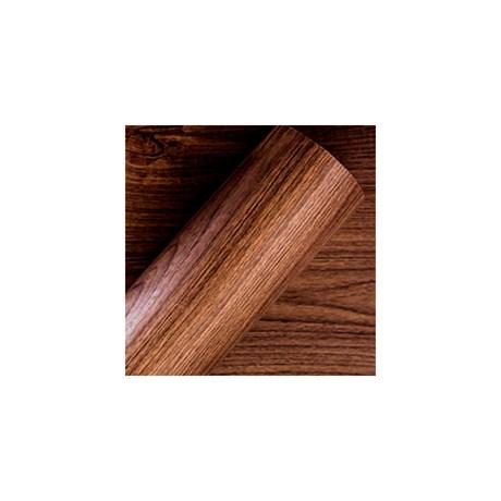 Adesivo Mania Decorativo Wood Capuccino 30cm x 5m