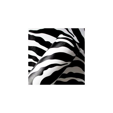 Adesivo Mania Decorativo Zebra 30cm x 5m