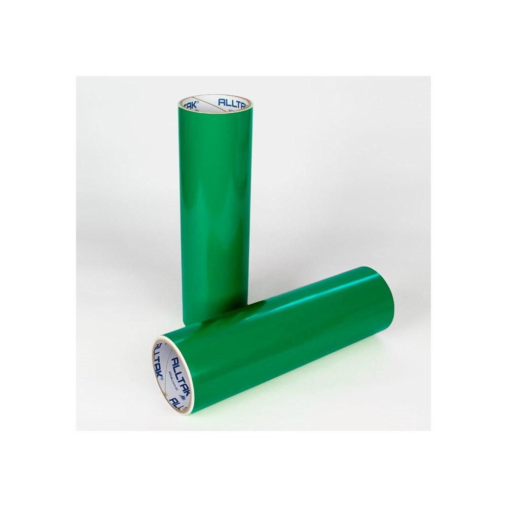Adesivo Mania Verde Bandeira 30cm x 5m