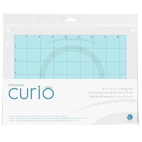Base de Corte Cutting Mat 21 X 15 cm Silhouette Curio