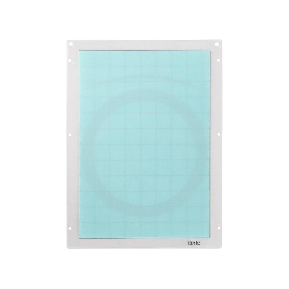 Base de Corte Estendida Cutting Mat 21 X 30 cm Silhouette Curio Curioc12