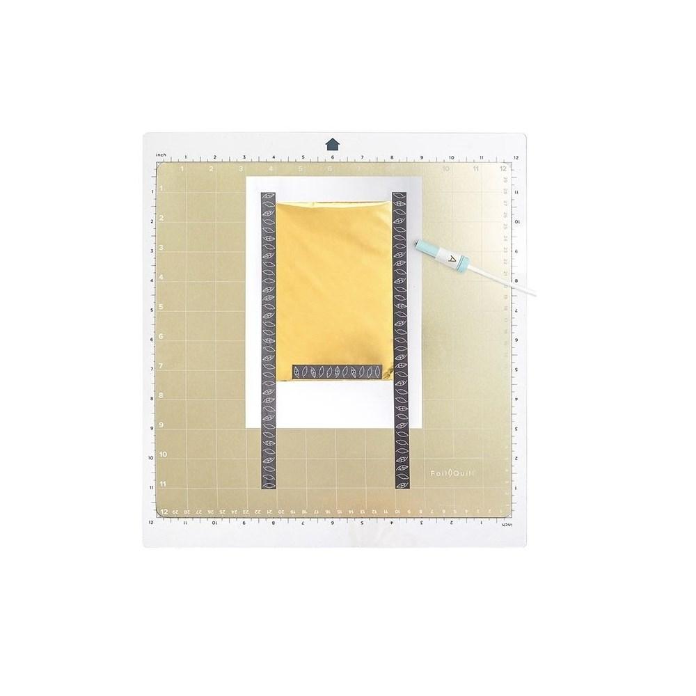 Base Magnética para aplicação de Foil Quill We R
