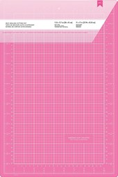 Base Para Corte Rosa 30cm X 45cm We R Memmory Keepers