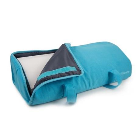 Bolsa Portátil Silhouette Cameo 3 Azul