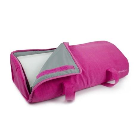 Bolsa Portátil Silhouette Cameo 3 Rosa Pink
