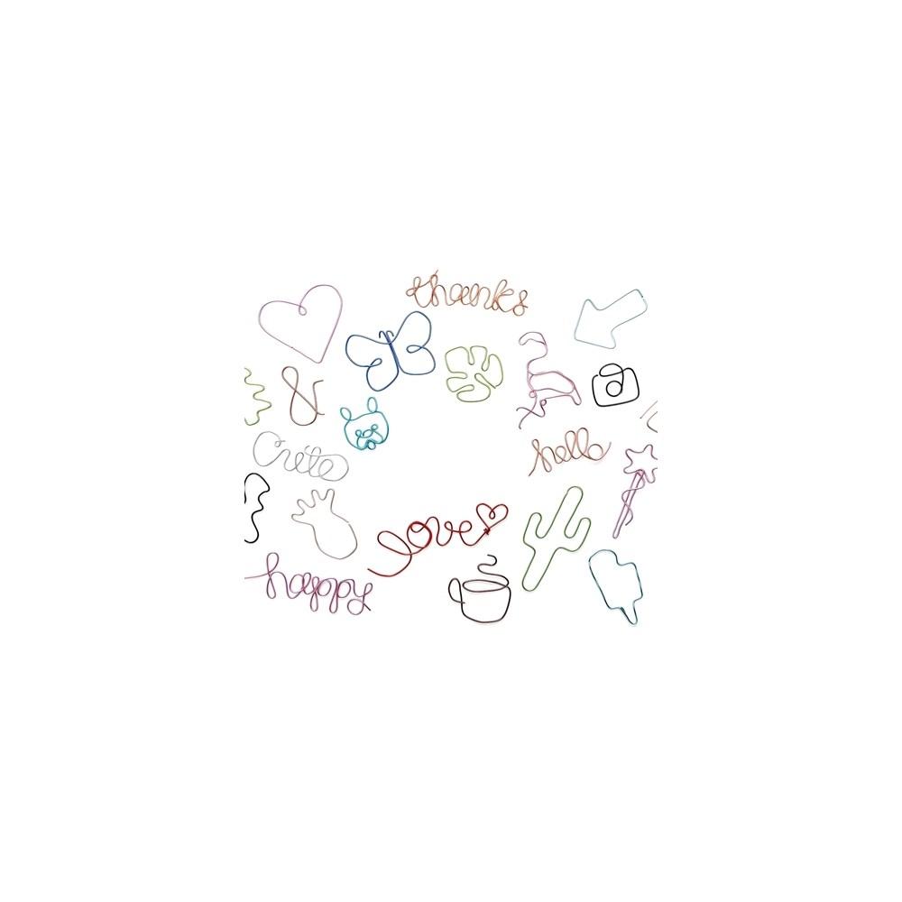 Brinde - Arame De Scrap Happy Jig (cores aleatórias)