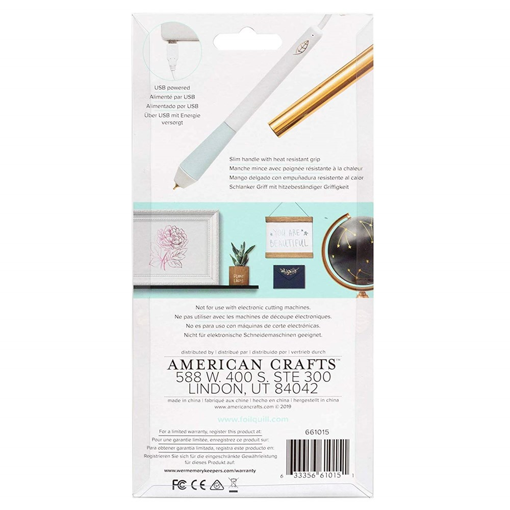 Caneta Foil Quill Freestyle Standard We R