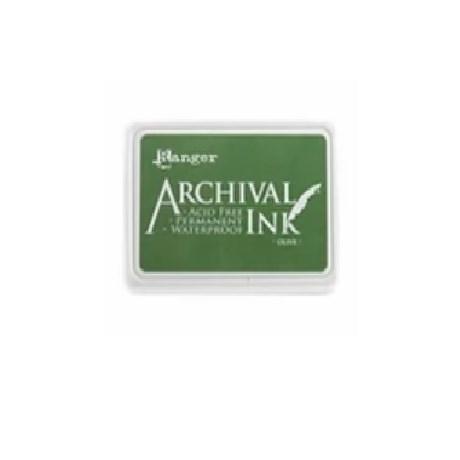 Carimbeira Ranger Archival Ink Verde Claro
