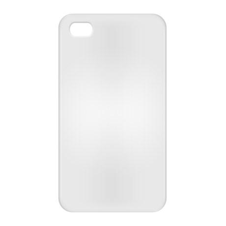 Conjunto 50 Capas para Sublimação Brancas Iphone 4 Best Sub