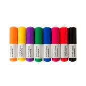 Conjunto de Canetas Coloridas 8 Cores Para Silhouette