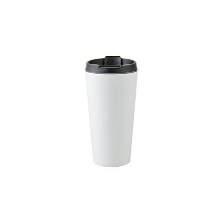 Copo Inoxidável De Alumínio Para Sublimação Branca 16oz Bestsub