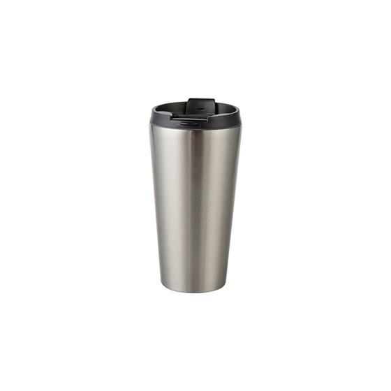 Copo Inoxidável De Alumínio Para Sublimação Prata 16oz Bestsub