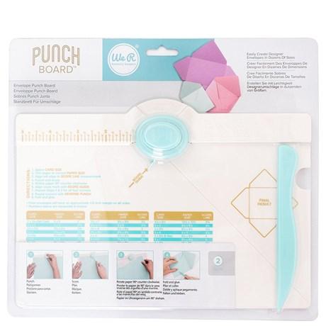 Ferramenta De Vinco De Envelope Punch Board We R