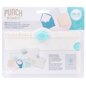 Ferramenta De Vinco Para Envelopes Mini Punch Board We R