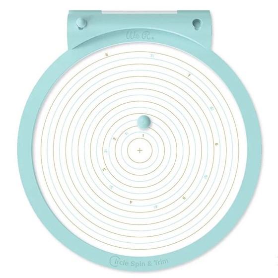 Ferramenta para Corte de Circulos Circle Spin e Trim We R