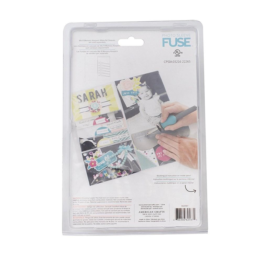 Ferramenta Para Selar Plástico Fuse 110V We R Memory Keepers