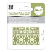 Fita Adesiva Decorativa Washi Tape WER Avocado 2 Rolos 15,8 M Wrwt 424192