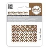 Fita Adesiva Decorativa Washi Tape WER Hazelnut 2 Rolos 15,8 M Wrwt 424239