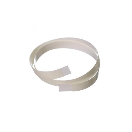 Fita Teflon 0,9mm x 0,25mm x 2300mm Branca Silhouette