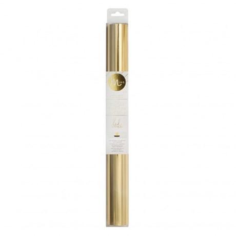 Foil Ouro 30cm x 3 m Minc