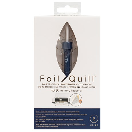Foil Quill Ponta Grossa We R Memory Keepers