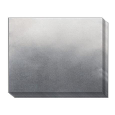 Folhas de Alumínio para Pontilhar Silhouette Curio