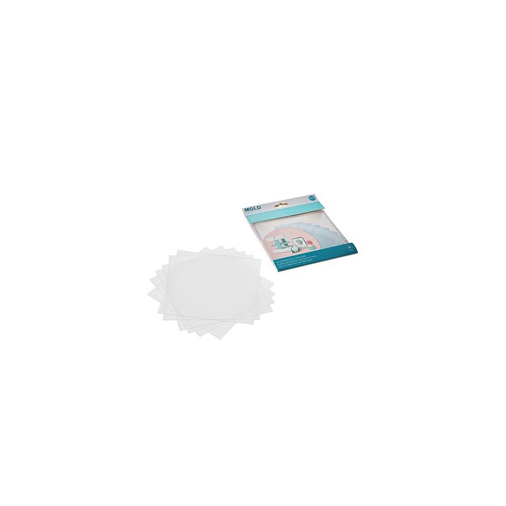 Folhas Plásticas para Mold Press Prensagem a vácuo 3D We R