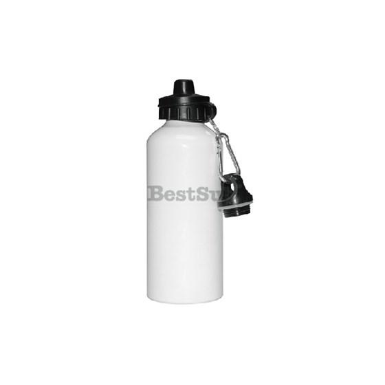 Garrafa Squeeze De Alumínio Para Sublimação Branca 500ml Bestsub