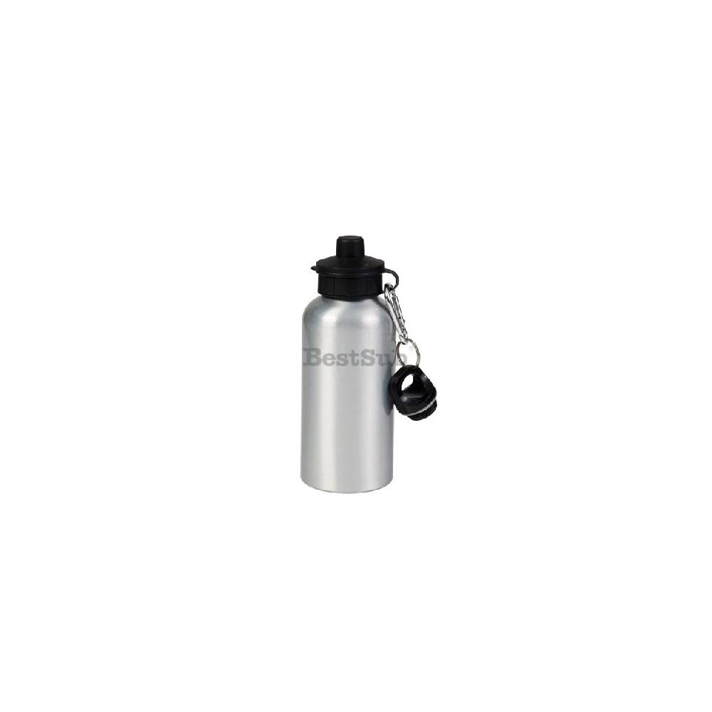 Garrafa Squeeze De Alumínio Para Sublimação Prata 500ml Bestsub