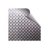 Heat Transfer Poli-Flex Fashion Carbonium Silver 4221 (Prata) 0,50X1M - Poli-Tape