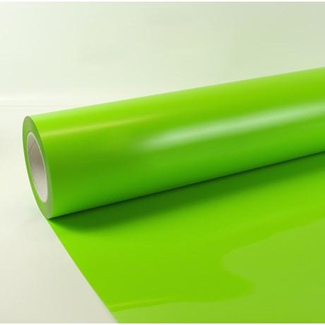Heat Transfer Poli-Flex Premium Apple Green 467 (Verde Maça) 0,50X1M - Poli-Tape