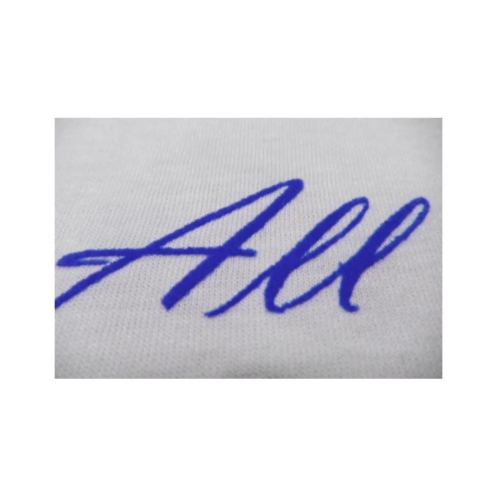 Heat Transfer Poli-Tape Flocado Azul Escuro 25cm x 80cm Reembalado