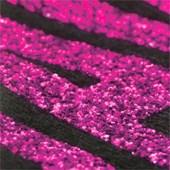 Heat Transfer Poli-Tape Image Glitter 0,25M X 1M Pink
