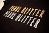 Heat Transfer Poli-Tape Image Glitter 0,25M X 1M Prata