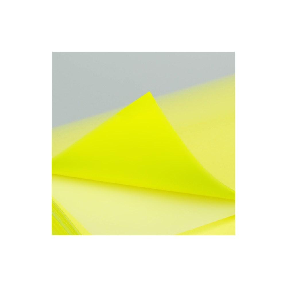 Heat Transfer Poli-Tape Neon 0,25M X 1M Amarelo