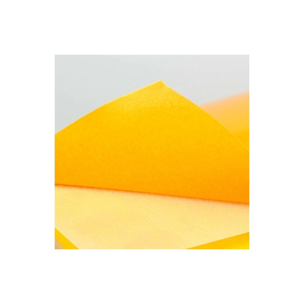 Heat Transfer Poliflock Tubitherm Yellow 110 0,50 x 1m