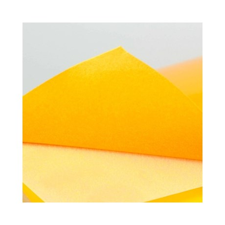 Heat Transfer Poliflock Tubitherm Yellow 110 0,50X1M