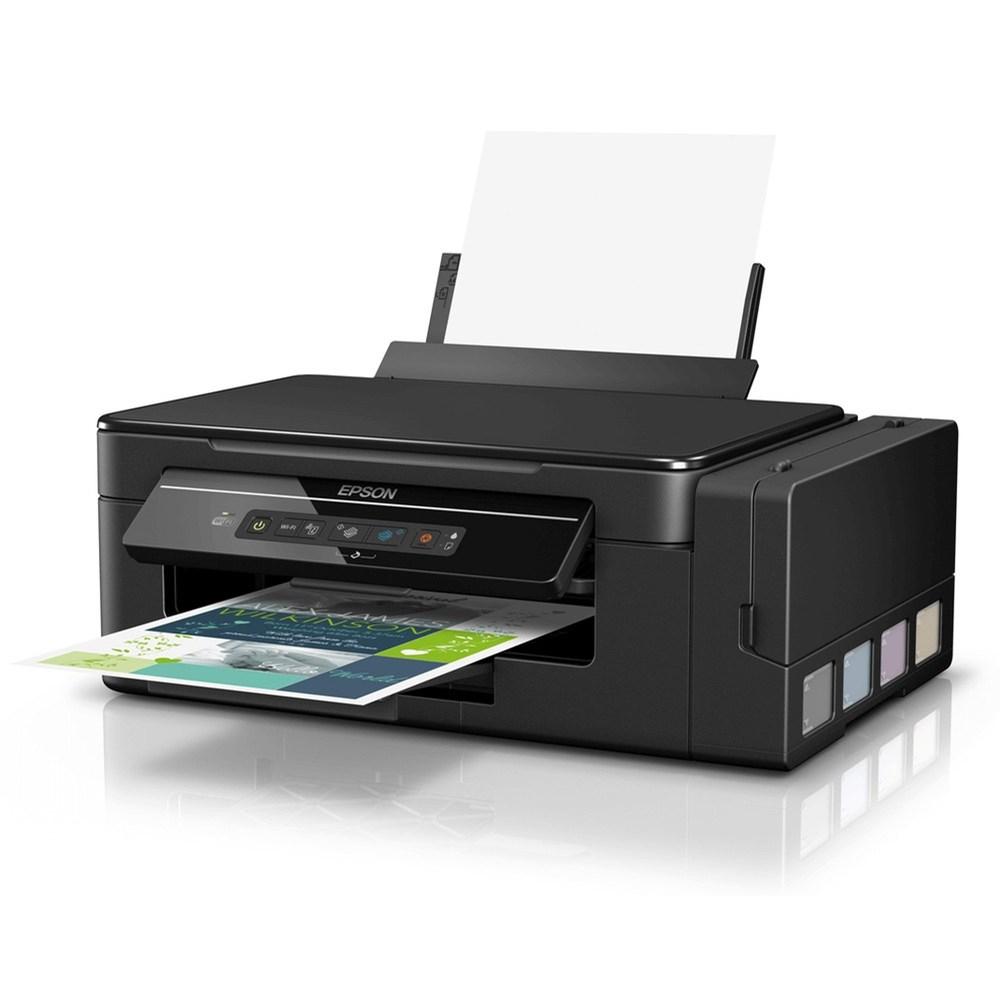Impressora Multifuncional Tanque De Tinta L396 Epson
