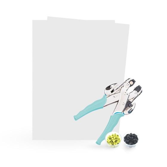 Kit Black Crafts Crop-A-Dile