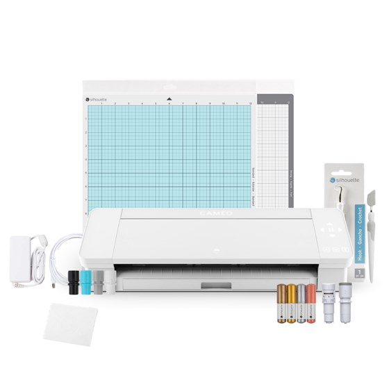 Kit Completo Silhouette Cameo 4
