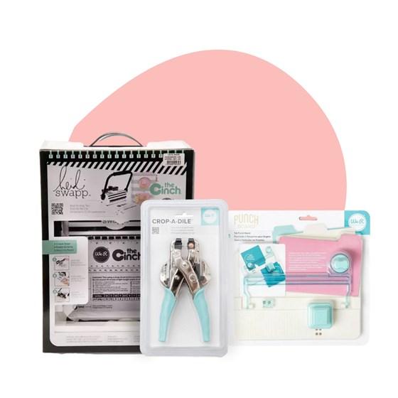 Kit de Aniversário de Encadernação