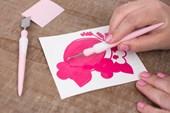 Kit De Ferramentas Especias Rosa Silhouette