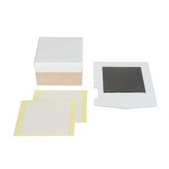 Kit de Folhas de Carimbo Silhouette Mint 45x45mm