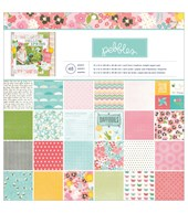 KIT DE PAPEIS DE SCRAP GARDEN PARTY 30X30 WER