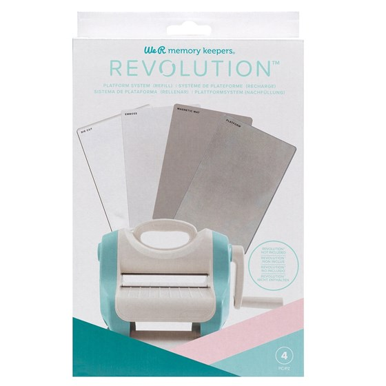 Kit de Plataformas para Revolution We R