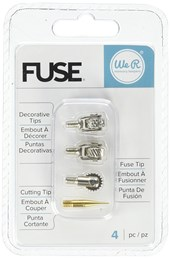 Kit De Ponteiras Para Ferramentas De Selar Fuse We R Memory Keepers