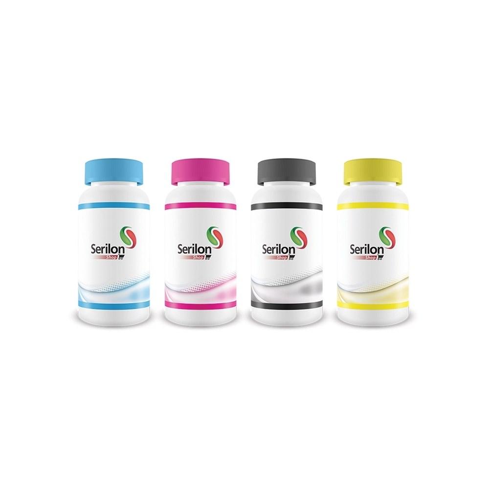 Kit de Tintas Sublimáticas para Bulk In 4 cores 100 ml  Kims