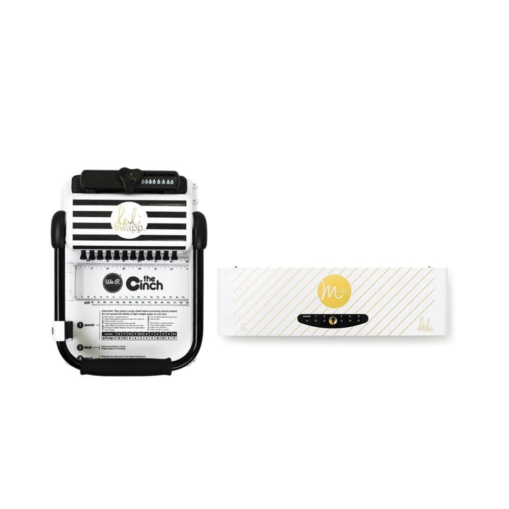 Kit Especial Encadernadora Furo Quadrado + Lâminadora 220v